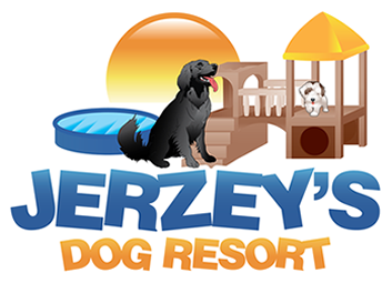 Jerzey's Dog Resort Logo